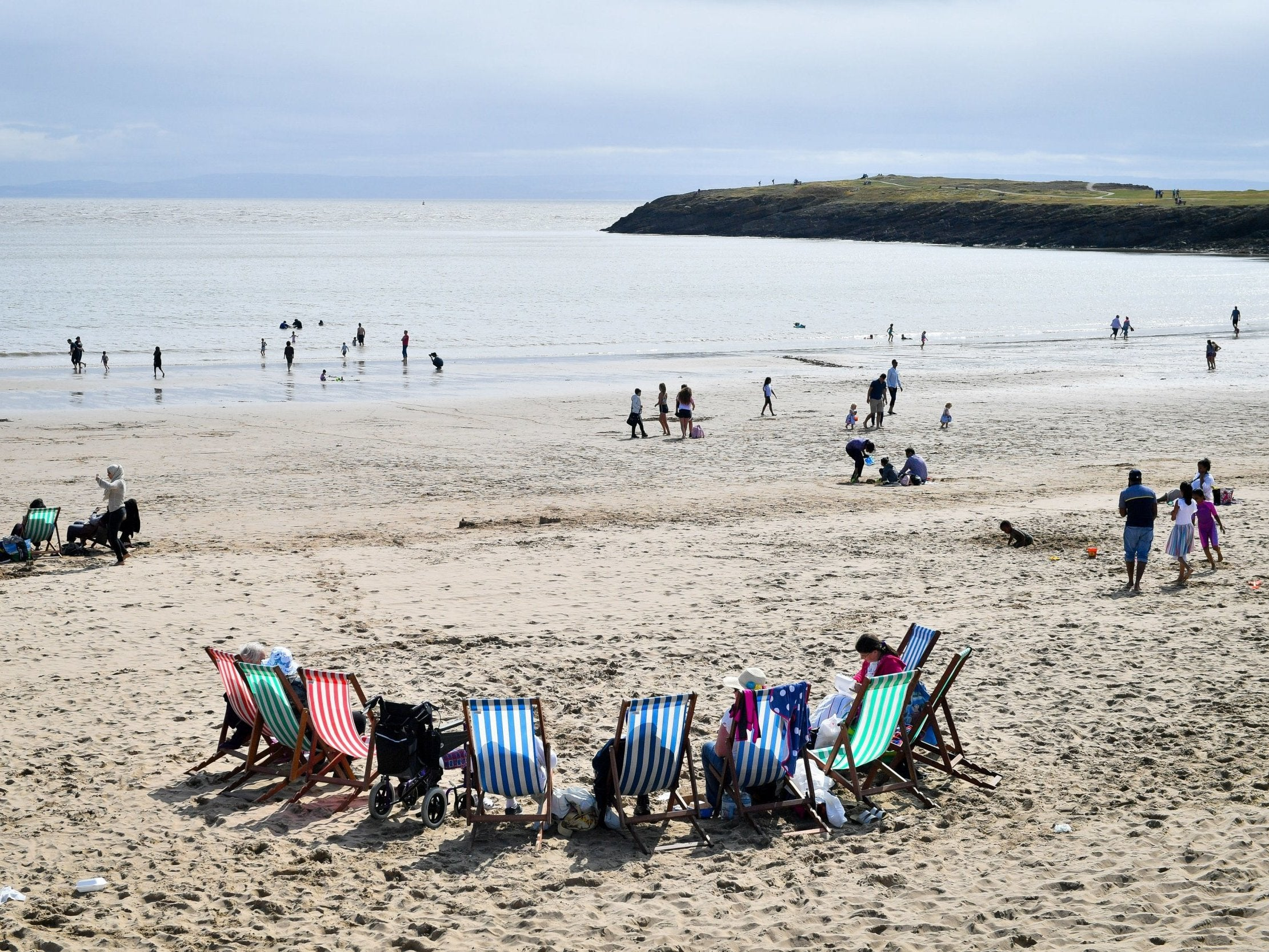 e1568426ef UK weather: Sun to return to Britain but will bring sticky and muggy  temperatures | The Independent