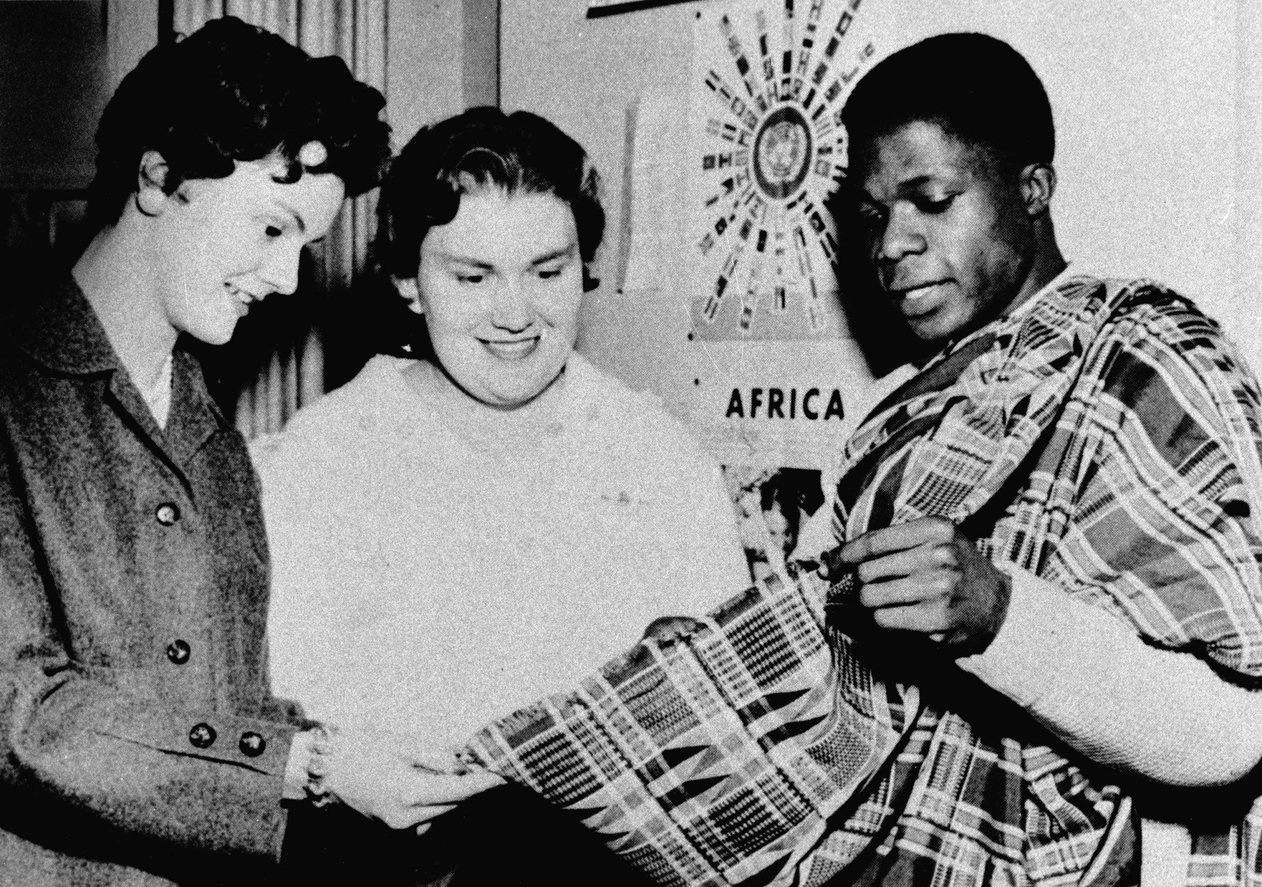 Kofi Annan – 1960s