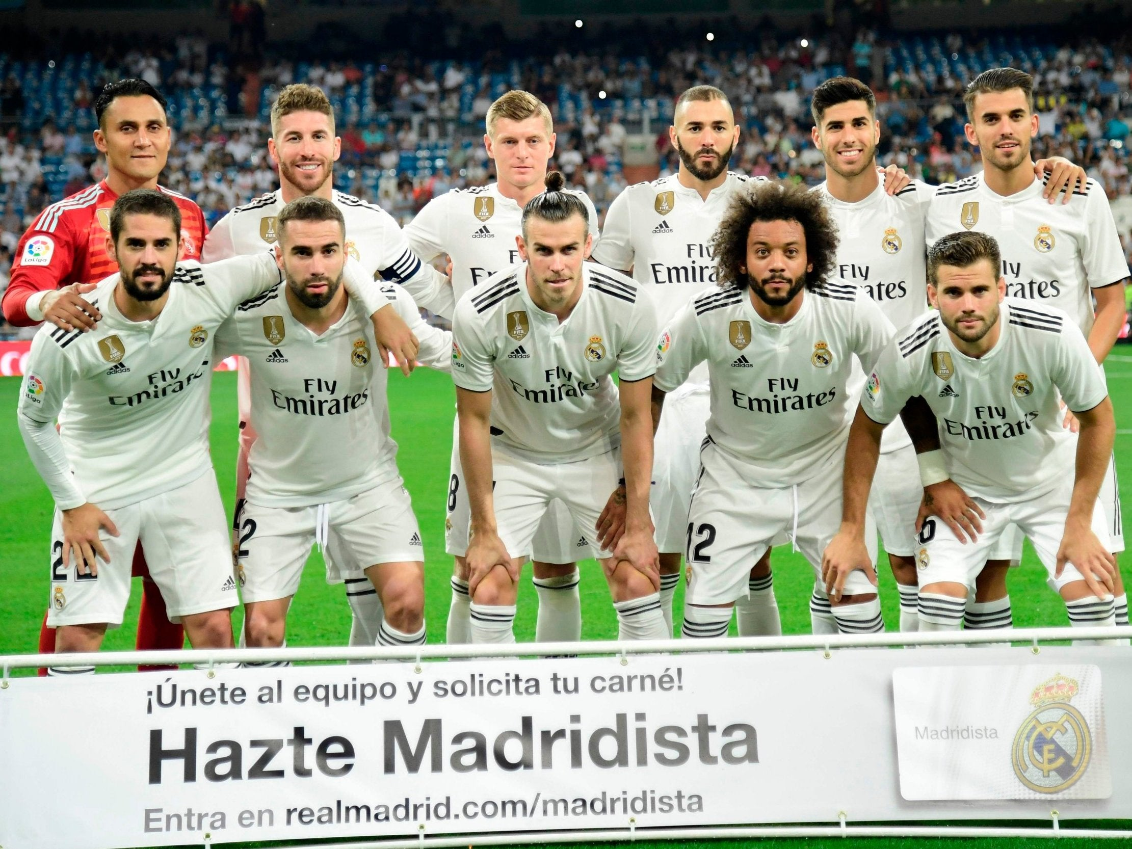 first real madrid game without cristiano ronaldo sees worst