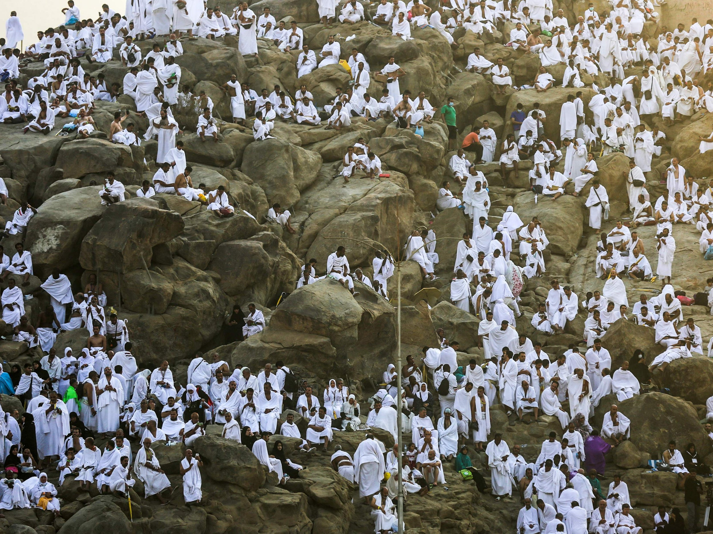 I've done the Hajj three times now – here's why I keep going back
