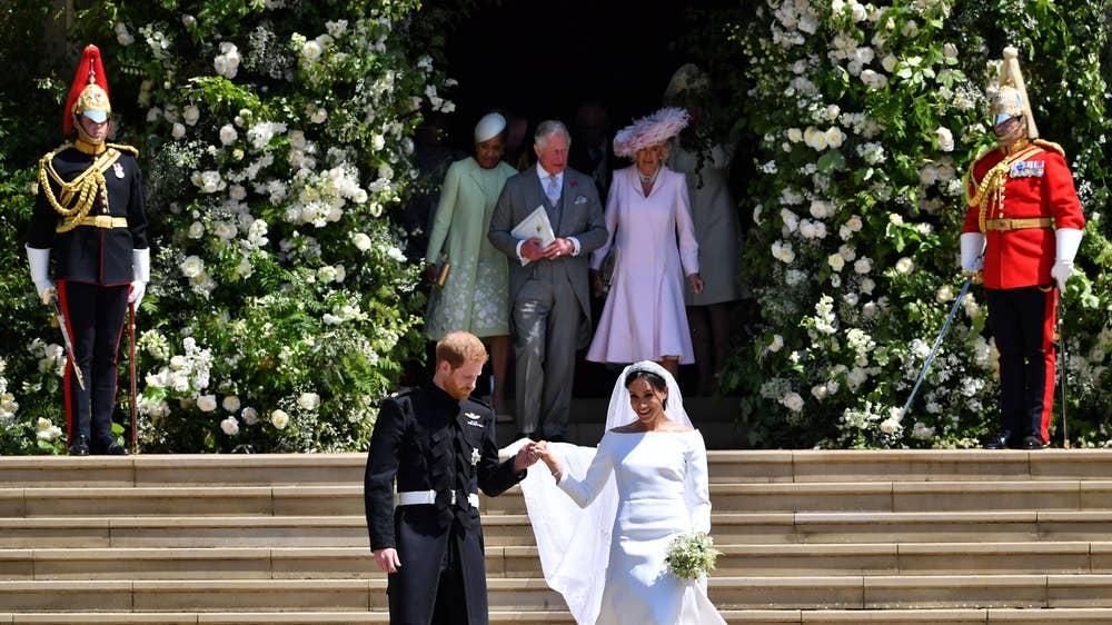 Royal Wedding - Harry and Meghan, 2018