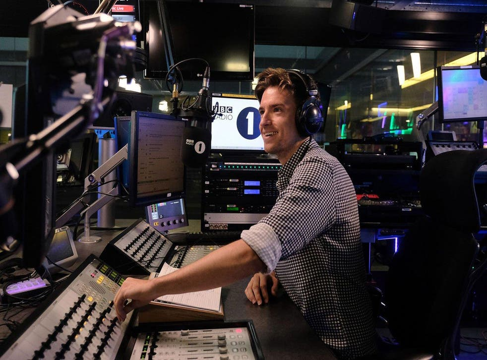 Greg James's Breakfast Show debuted on Radio 1 today