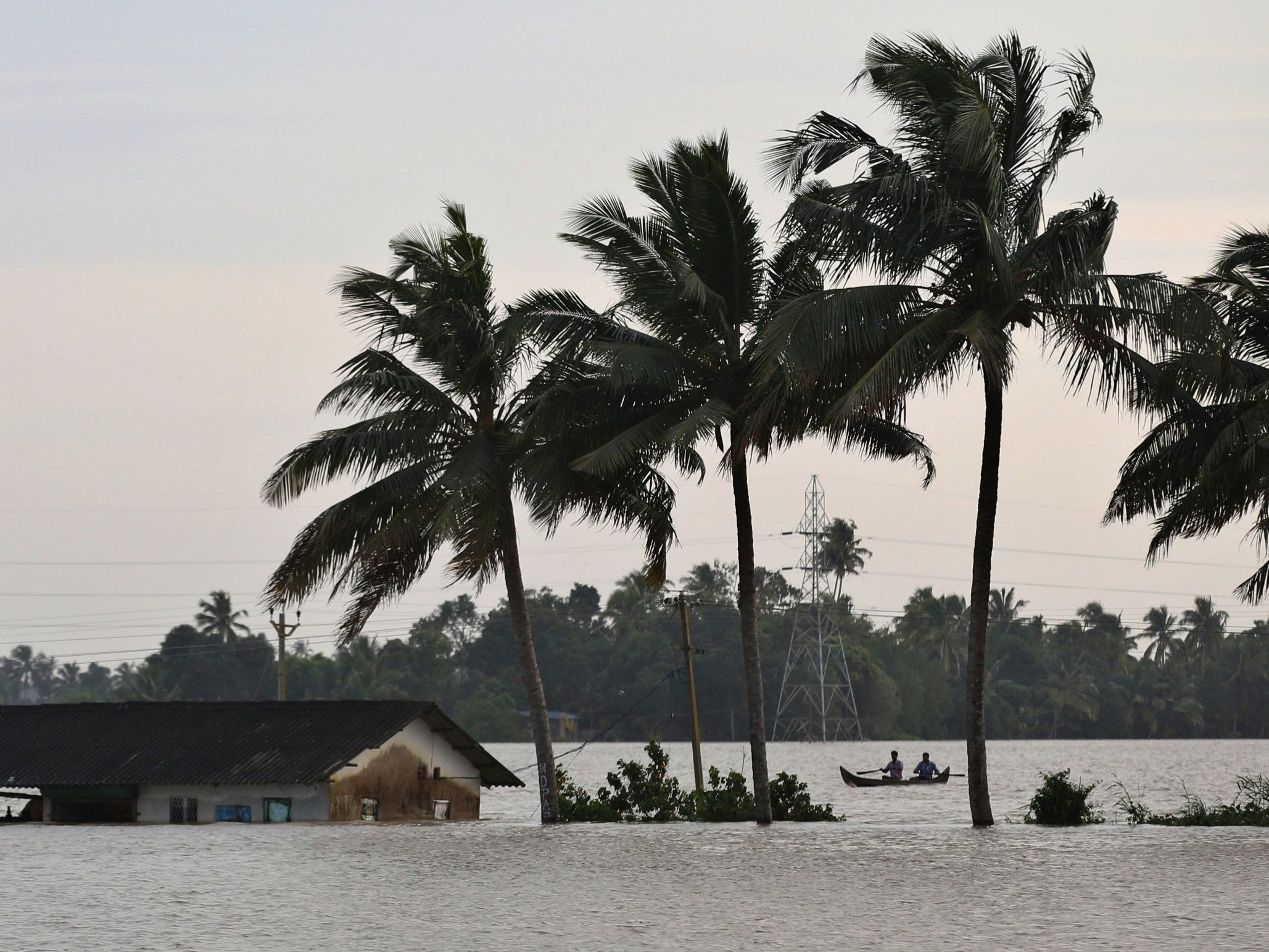 India To Politely Reject Foreign Aid For Kerala Flooding