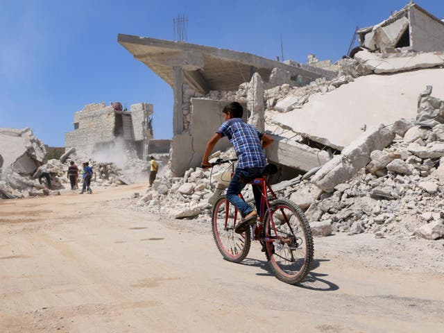 The estimated cost of reconstruction is $250bn, but the Syrian government may divert the money to fund their slaughter