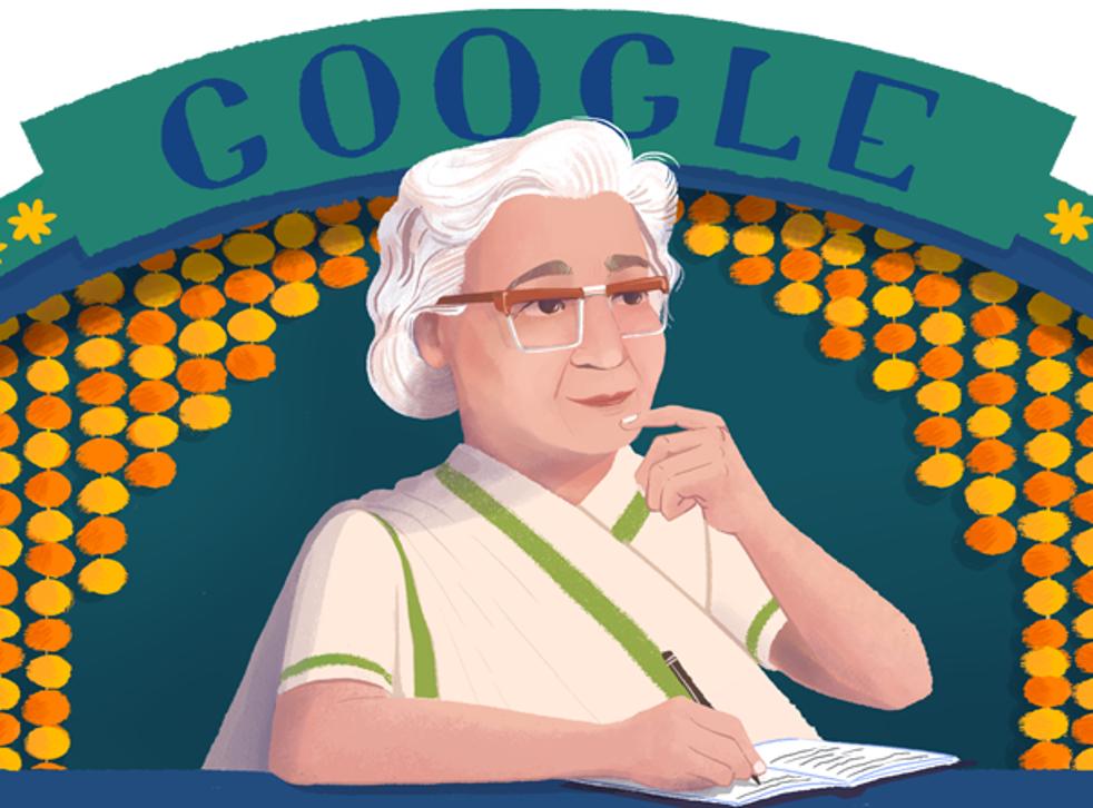 Google celebrates Ismat Chughtai's 107th birthday