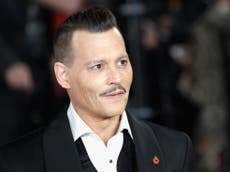 Johnny Depp breaks silence over Fantastic Beasts casting controversy