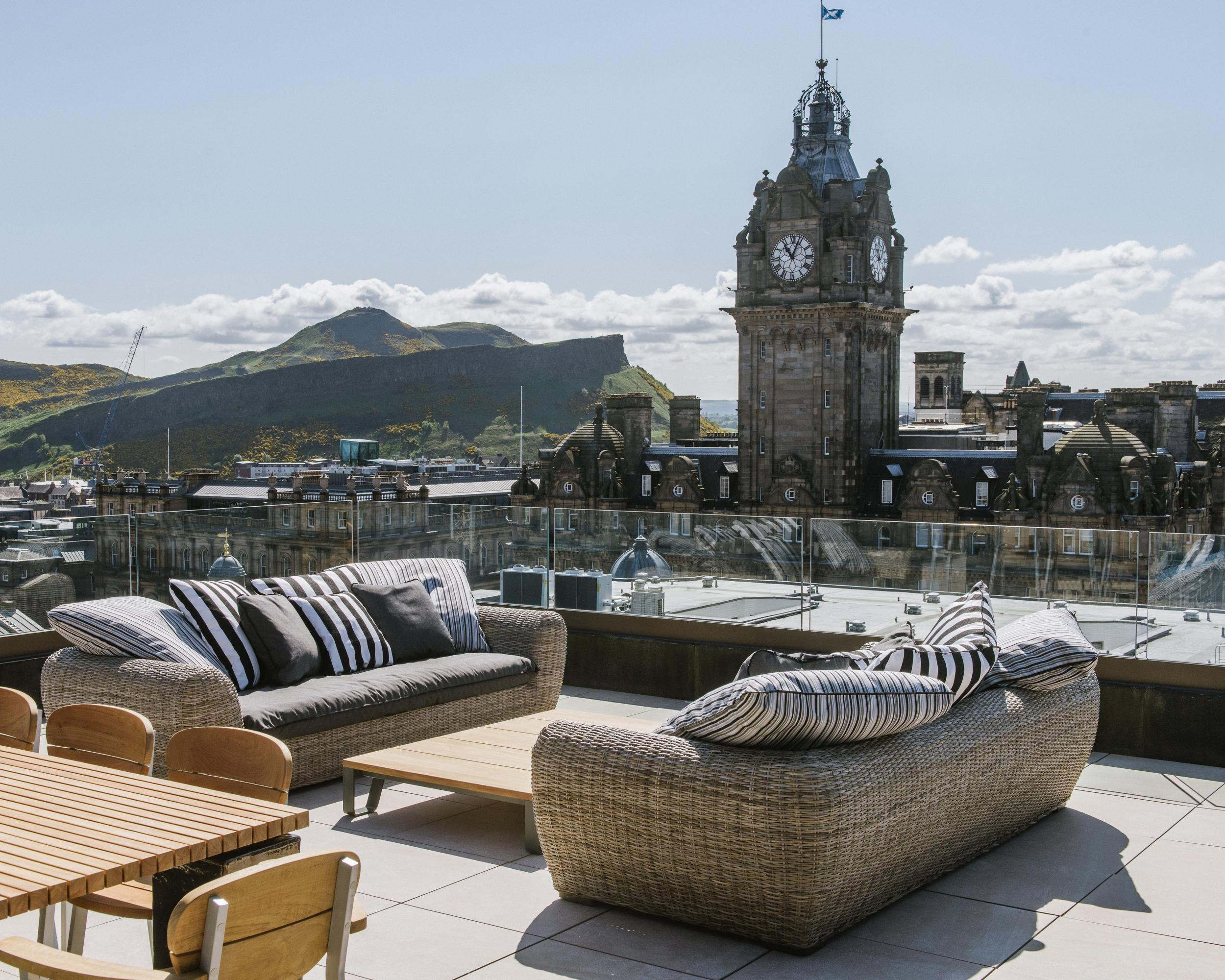 Edinburgh Hotels 10 Best Places To Stay For Location And Value Of