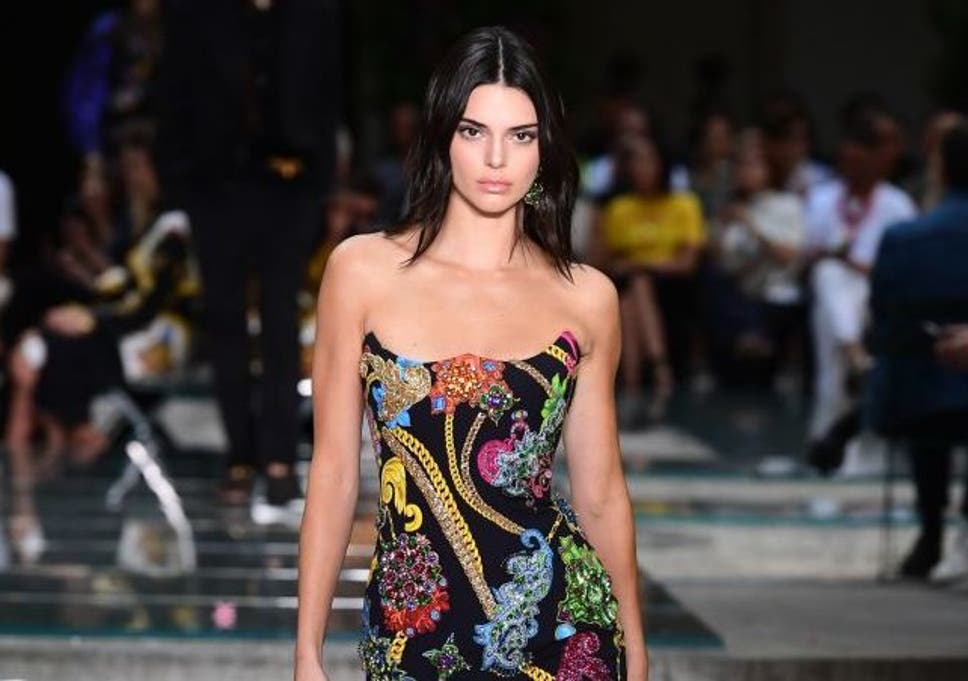 b71bfbc1f75e Kendall Jenner defends  offensive  comments about fellow models ...
