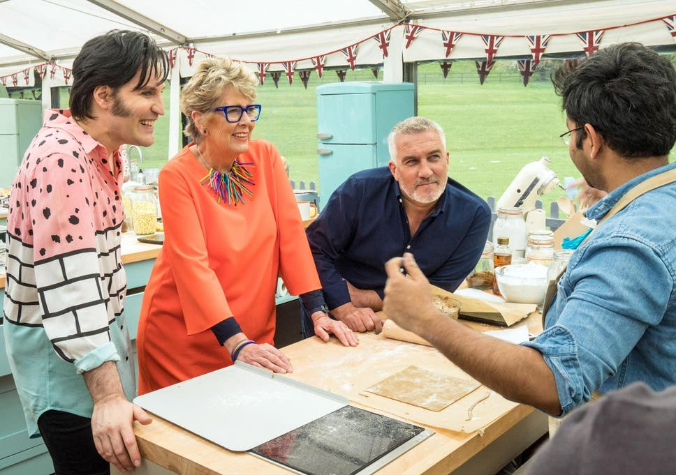 Great British Bake Off 2018 Charming Contestants Less Innuendo And