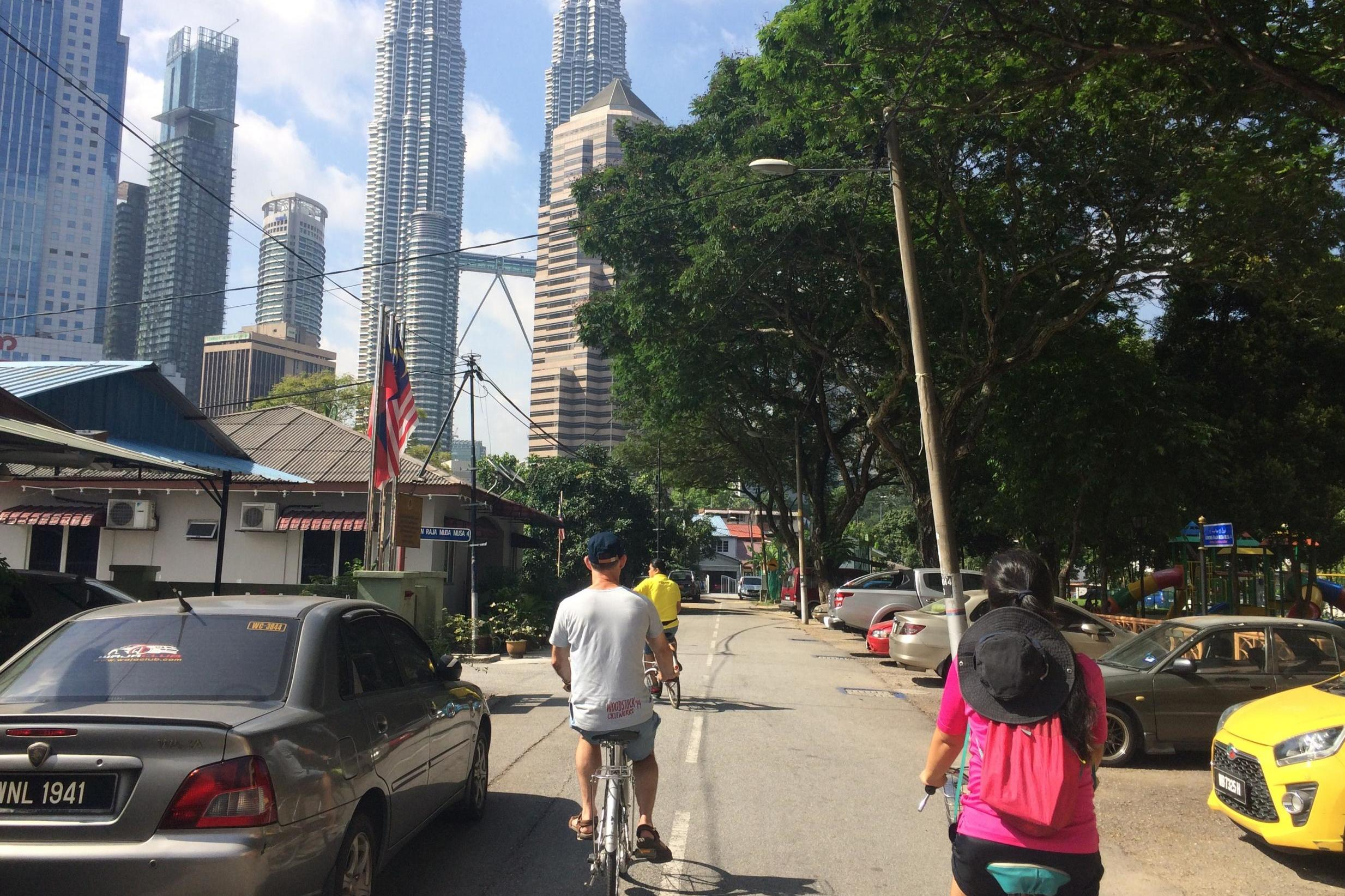 Why Kuala Lumpur Is So Much More Than A Stopover City The Independent Open Trip Singapore Saddle Up And See By Bike Tamara Hinson