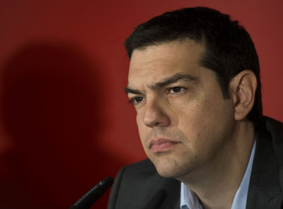 'Ithaca will once again be identified with the end of a modern day Odyssey,' said the Greek prime minster during his speech from the home of Odysseus