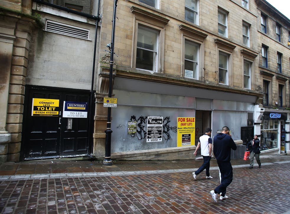 Measures designed to halt decline in Britain's high streets may not be enough say businesses
