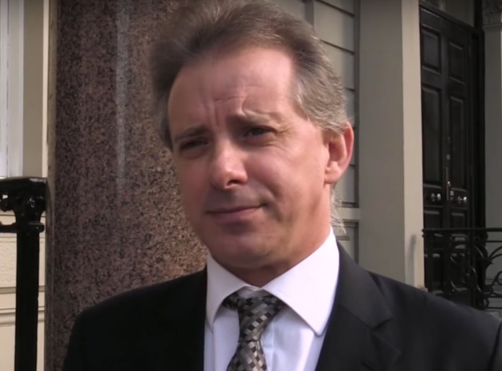 A lawsuit against 'Steele dossier' author Christopher Steele has been thrown out by a US judge