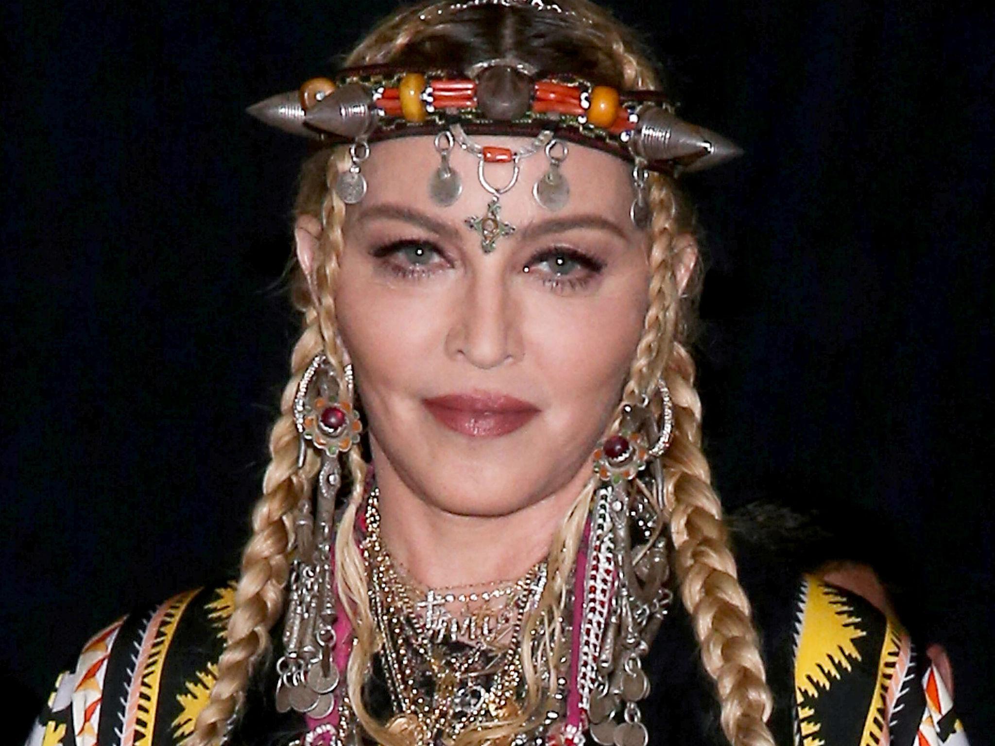 Madonna dating 2018