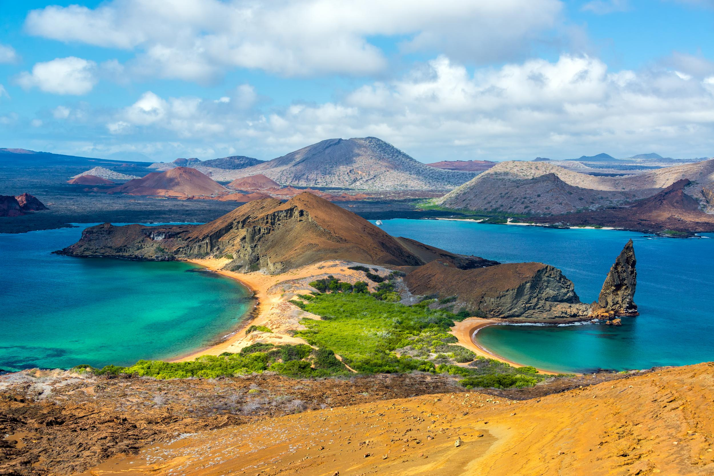 How the Galapagos Islands became a guilt-free paradise