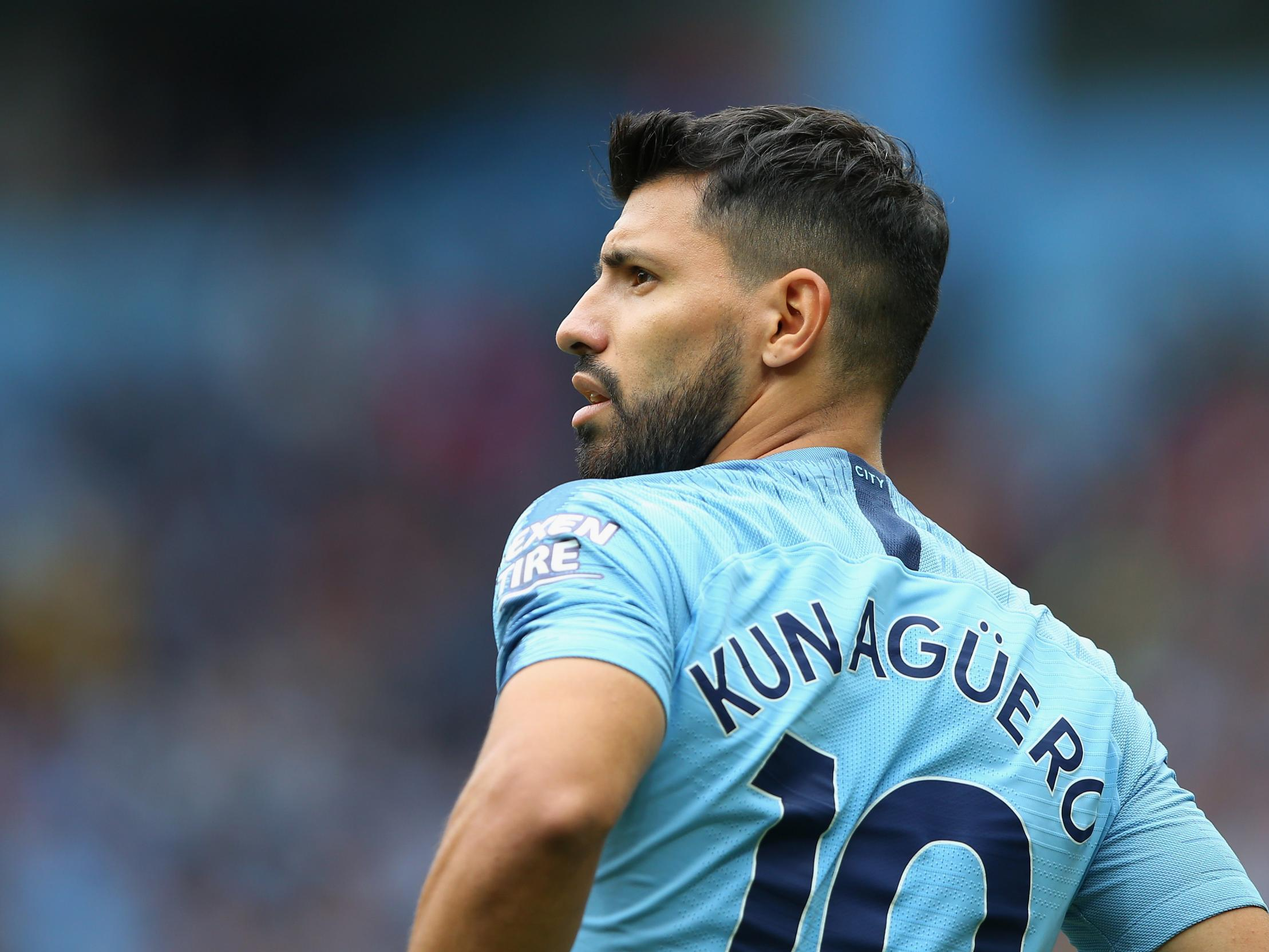 Sergio Aguero signs Manchester City contract extension until 2021 making