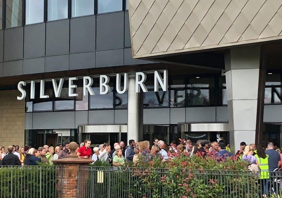 Silverburn evacuation: Scenes of 'pandemonium' in Glasgow shopping