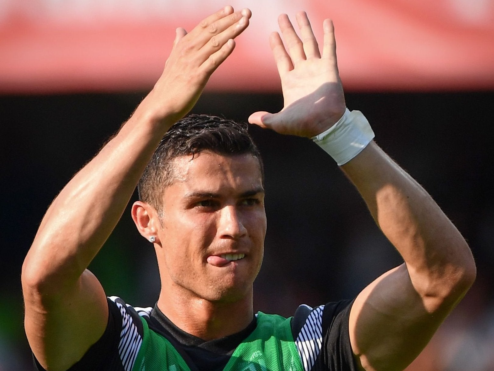 Cristiano Ronaldo dismisses claims he raped woman in Las Vegas hotel as 'fake ...