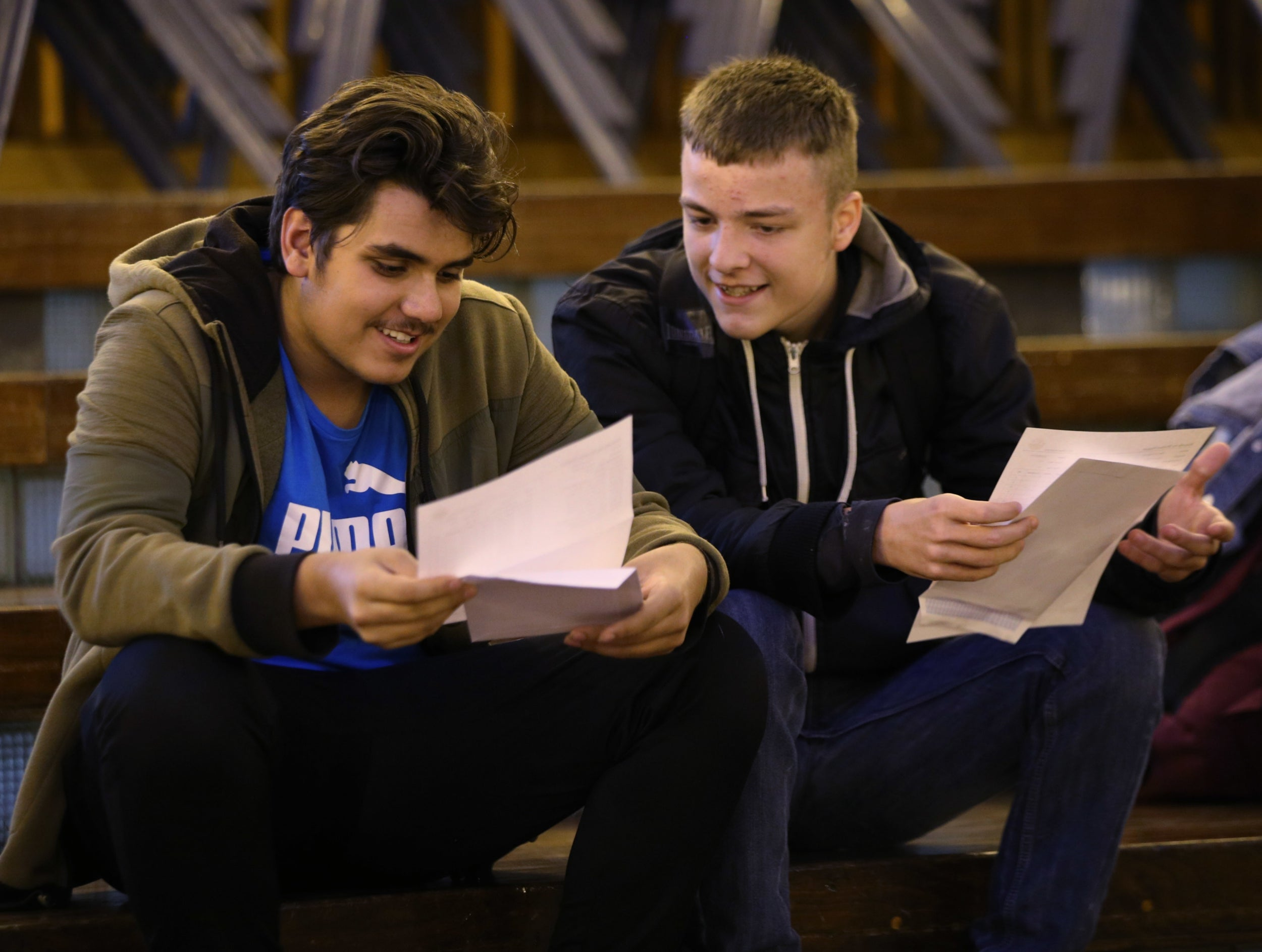 GCSE results day - latest news, breaking stories and comment