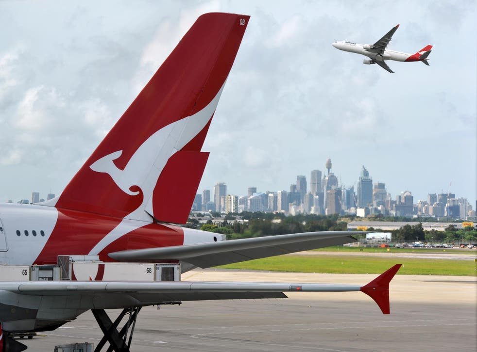 Qantas has been at the forefront of safety