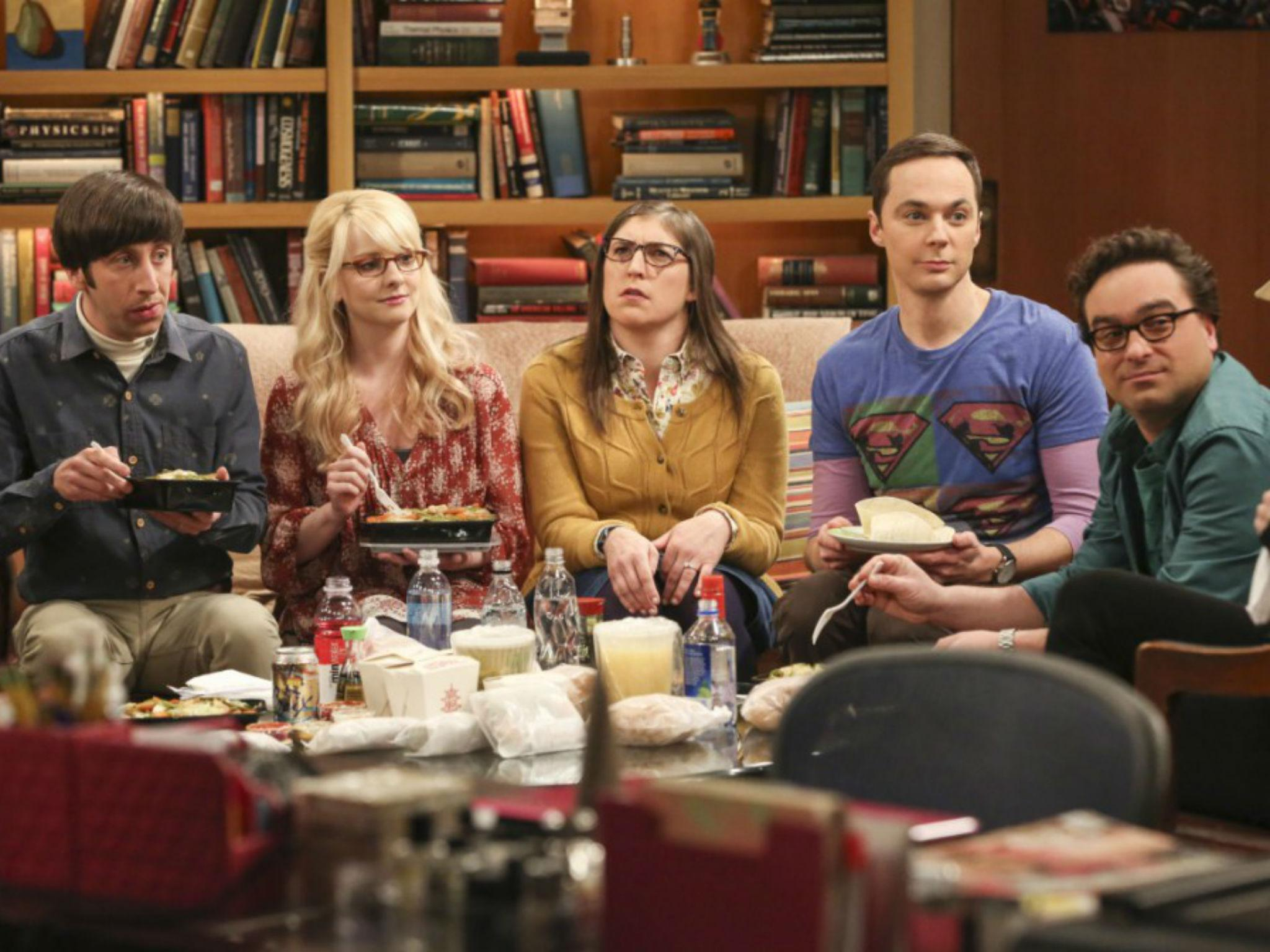 The Big Bang Theory Latest News Breaking Stories And Comment