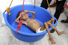 Yemen's food supplies might run out in two months, charity warns