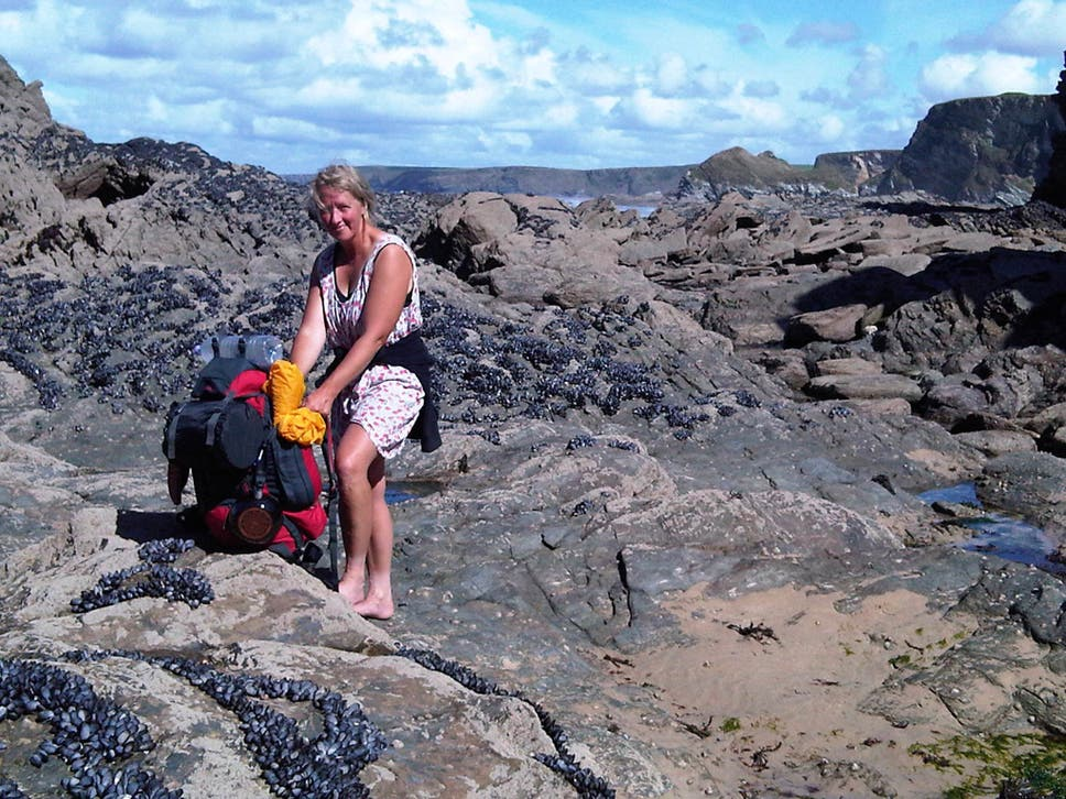 The Salt Path One Womans Journey Walking The Entire South West