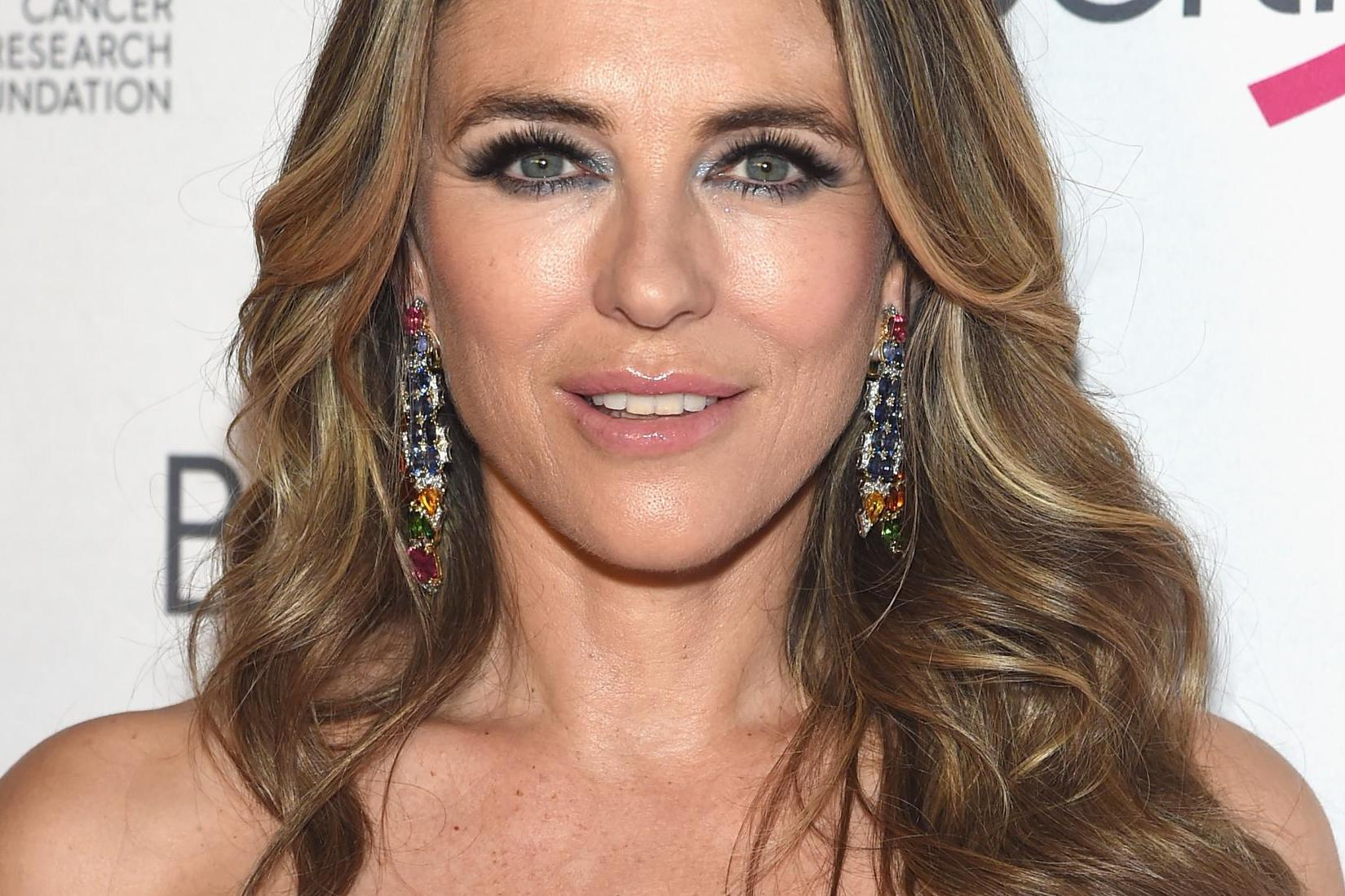 Watch Elizabeth Hurley video