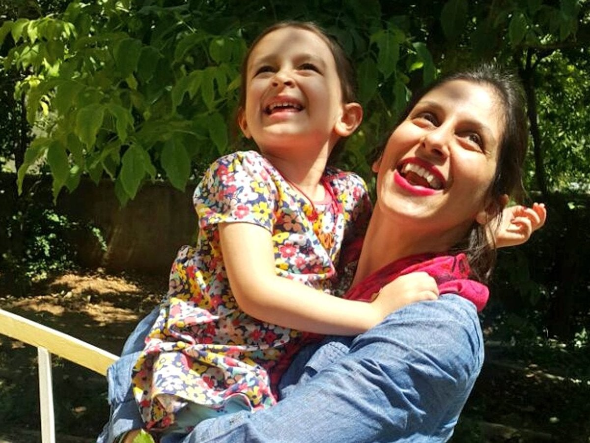 Nazanin Zaghari-Ratcliffe: British woman released from jail in Iran for three-day family reunion