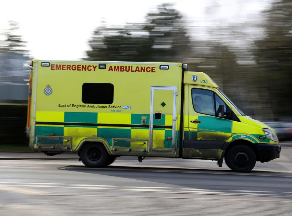 Ambulance services across the country face exceptional demand, which means less urgent patients must wait longer