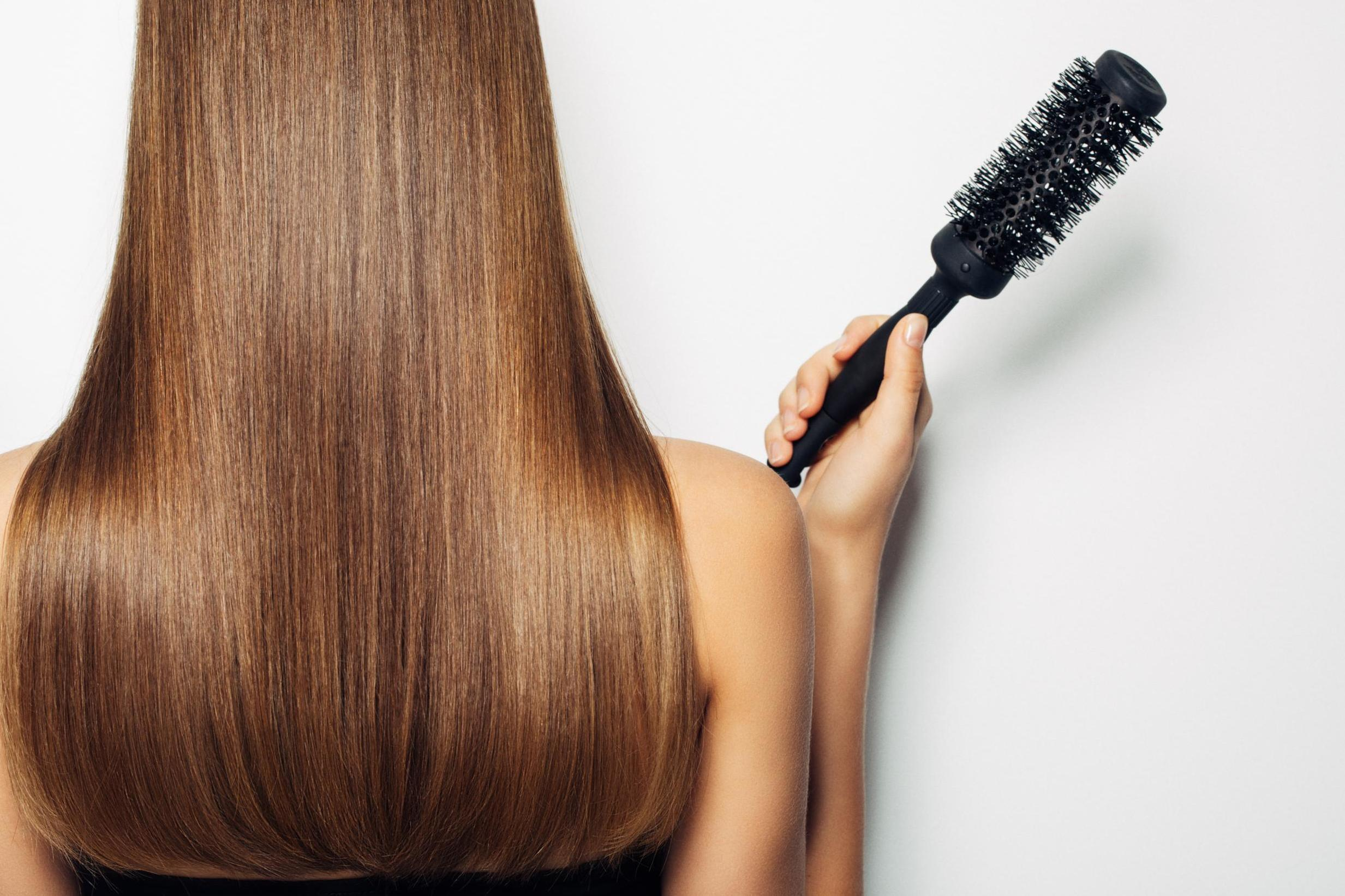 how to style long hair quickly how to make your hair grow faster the independent 2471 | istock 910797916