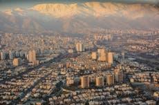 British Airways to suspend flights between London and Tehran