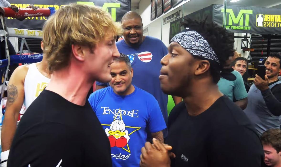 Logan Paul sends warning to KSI with unreleased sparring footage