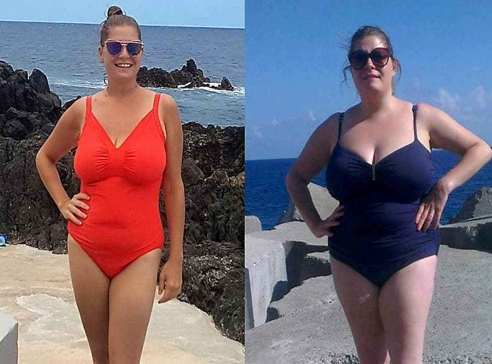 Rodrigues lost weight so she could become a mother (SWNS)