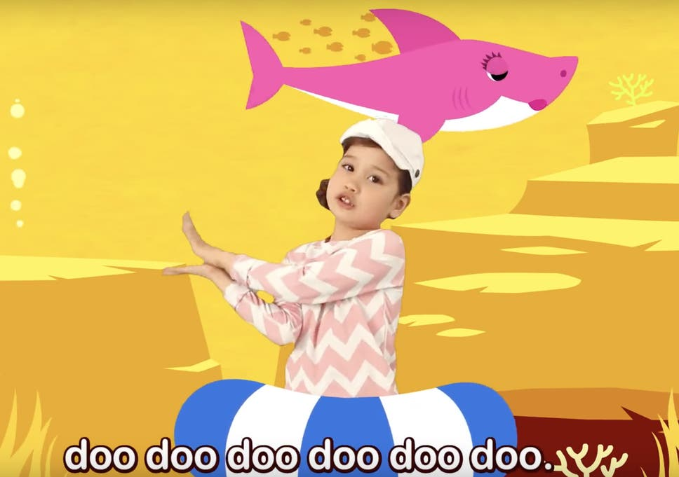 What is the 'Baby Shark Song,' where did it come from and why do