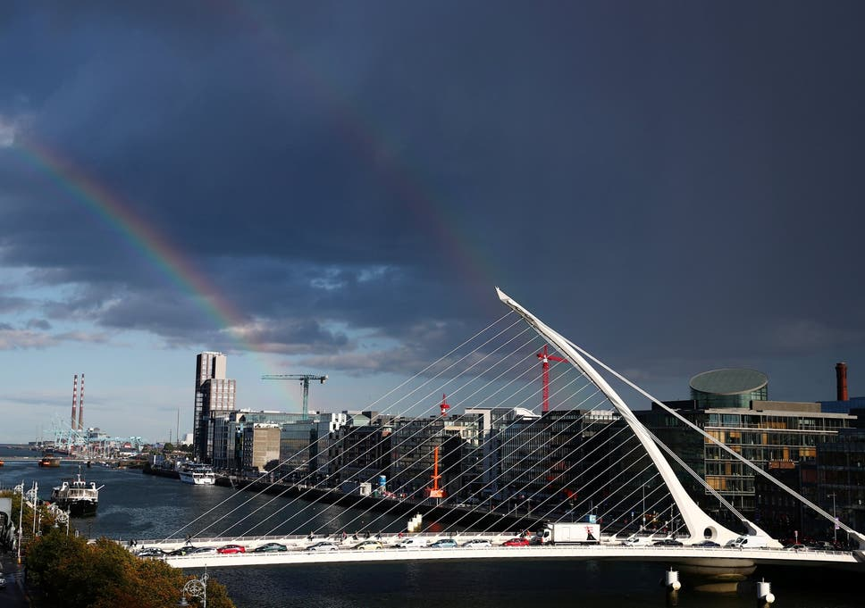 UK weather forecast: Rainbows predicted across UK as Manchester and