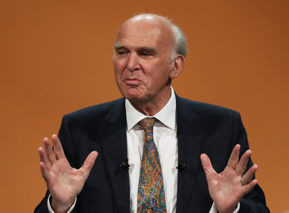 Sir Vince Cable is not planning to quit the party 'any time soon', party sources have said