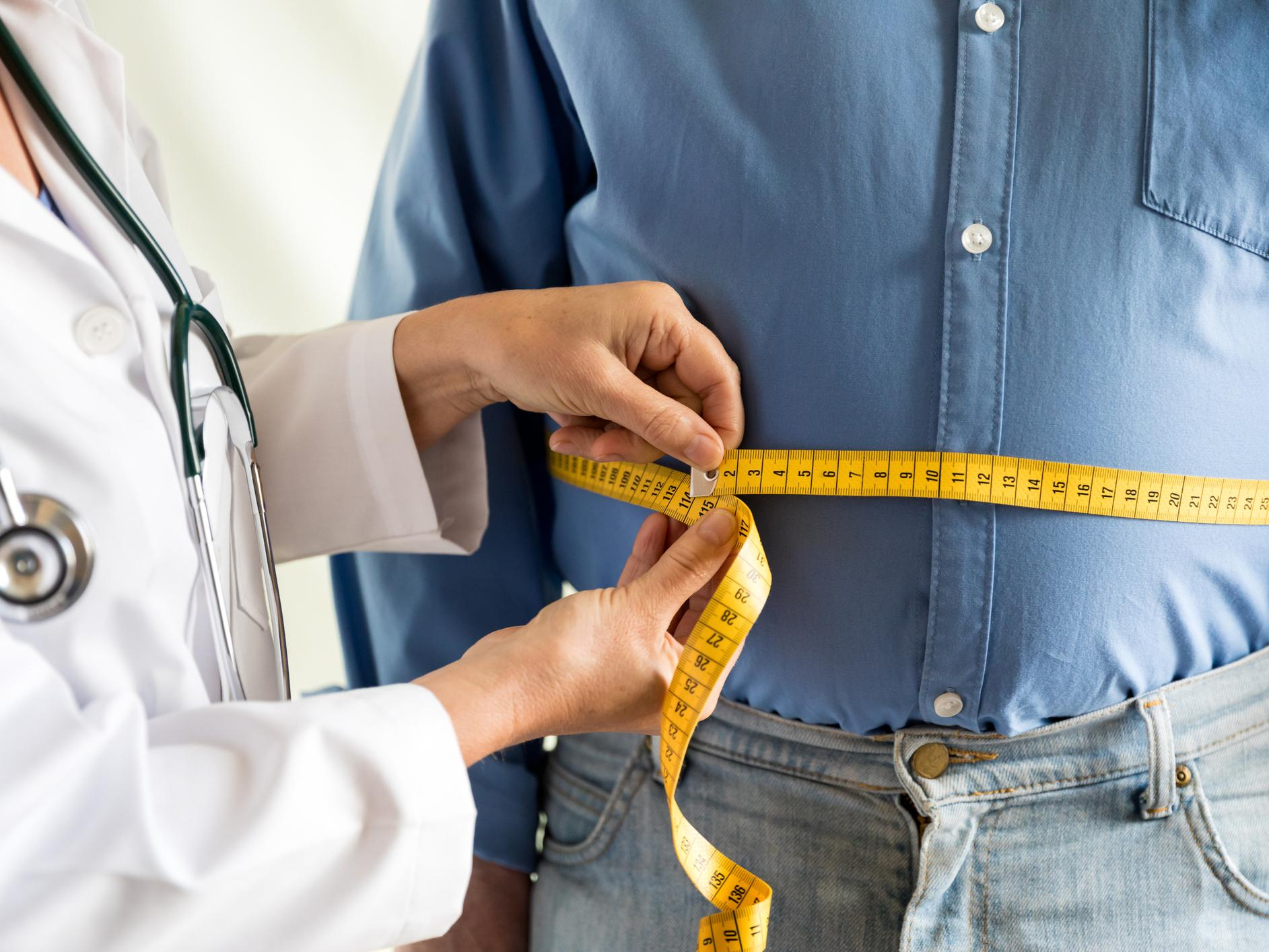 Coronavirus: Obesity doubles risk of needing hospital treatment, study suggests