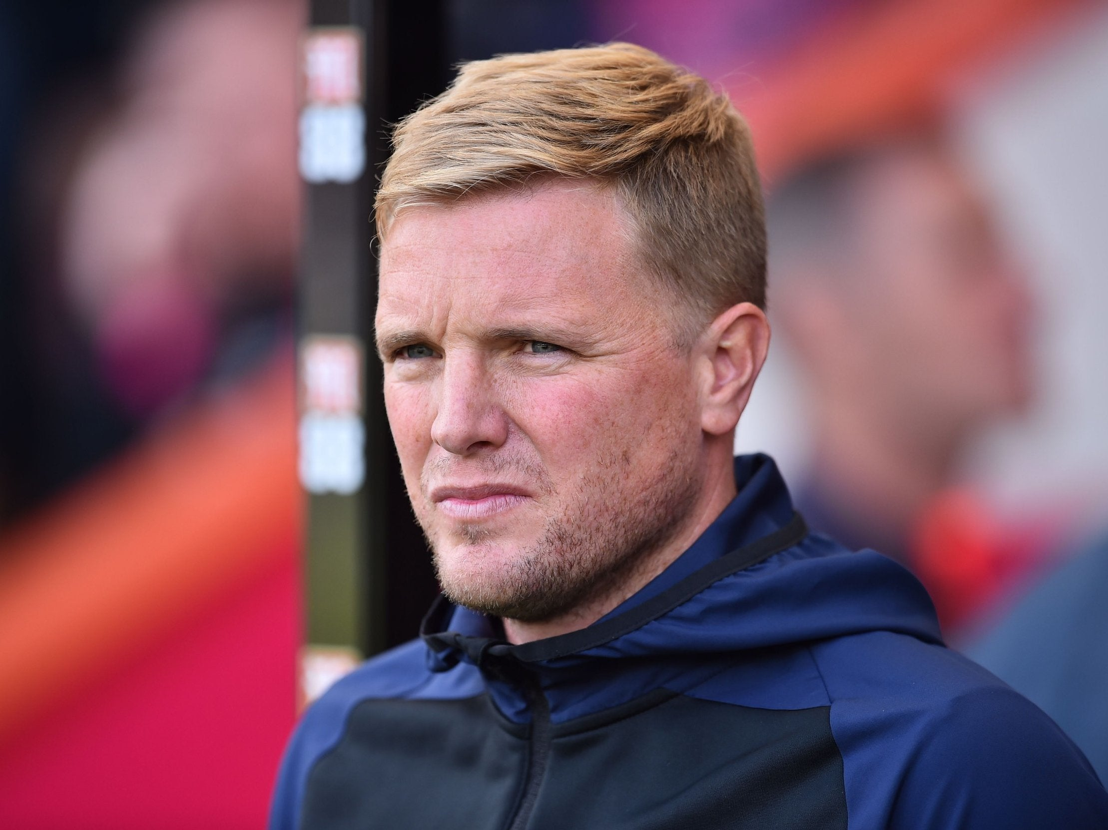 Howe becomes first Premier League manager to take pay cut