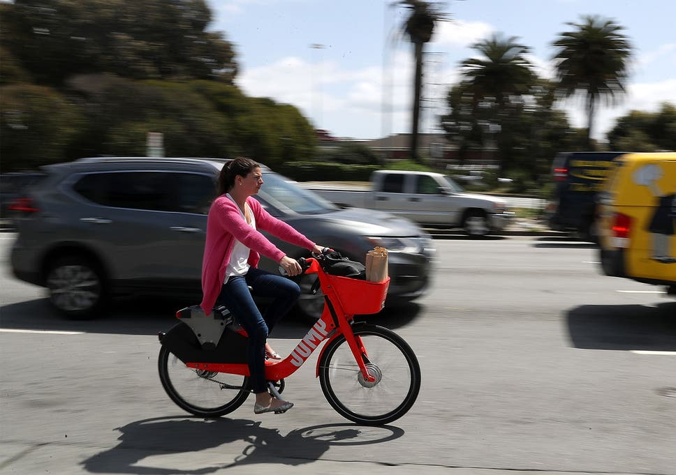 Uber to shift focus away from cars to electric bikes and