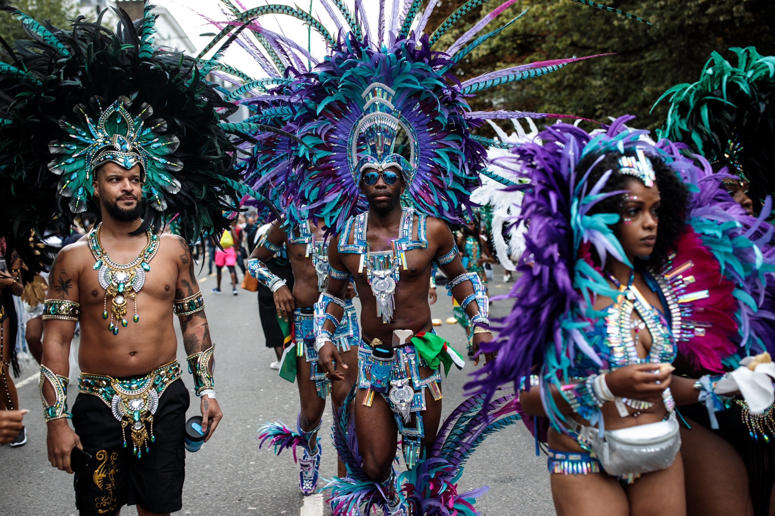 Afbeeldingsresultaat voor the London key city moment of Notting Hill Carnival