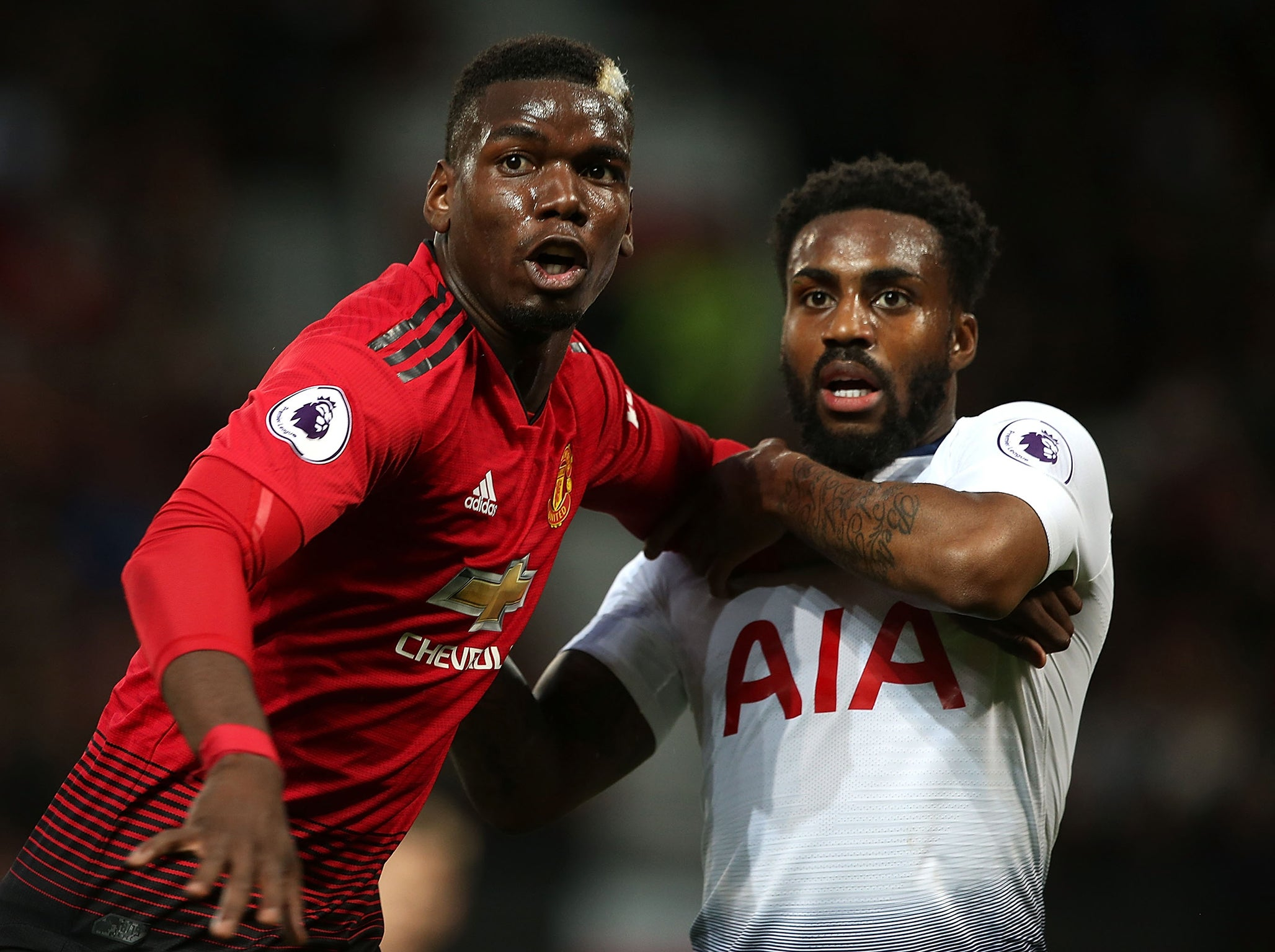 Danny Rose expects to stay at Tottenham after 'shocking