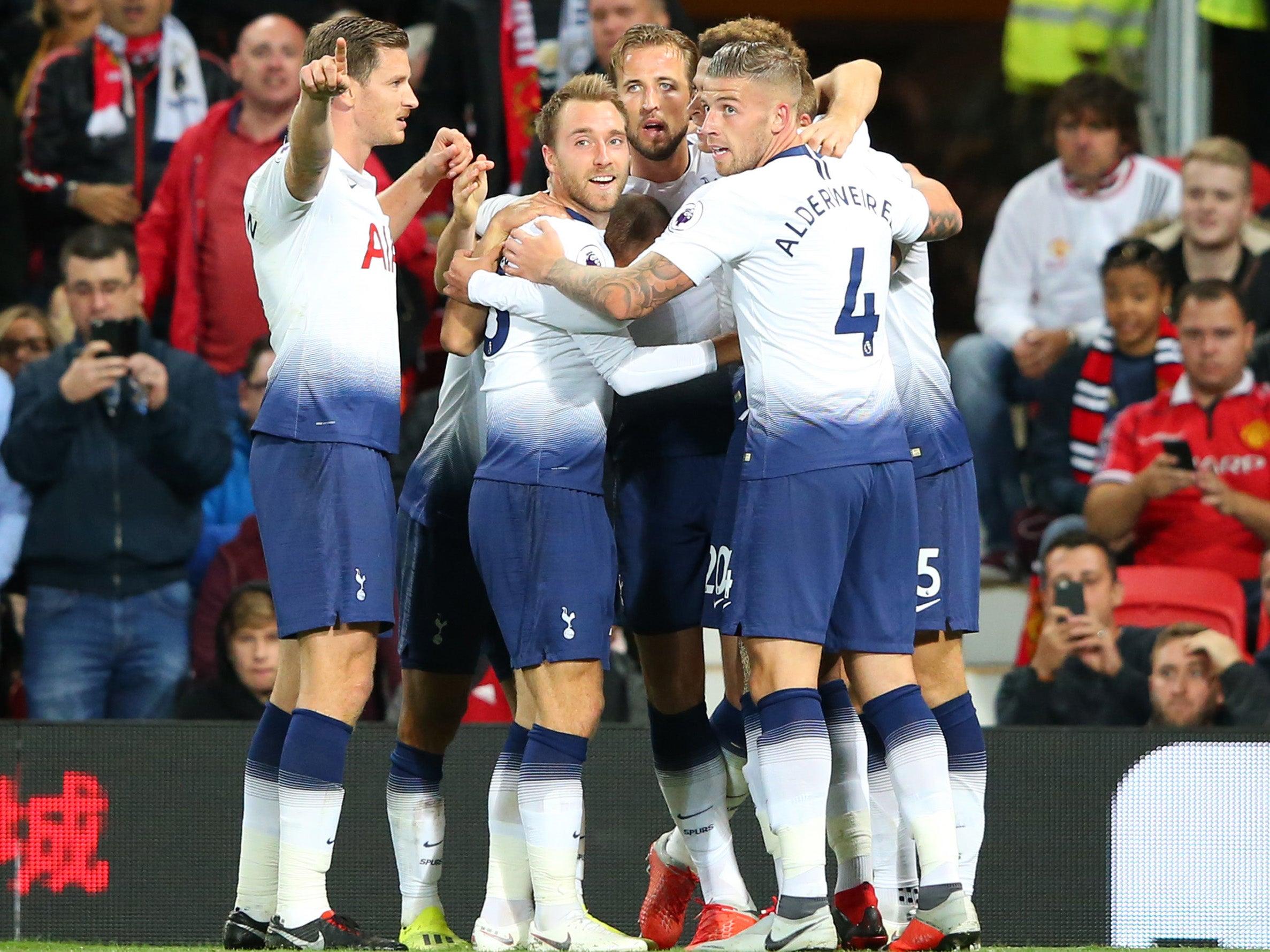 Manchester United Vs Tottenham: Jose Mourinho To Take