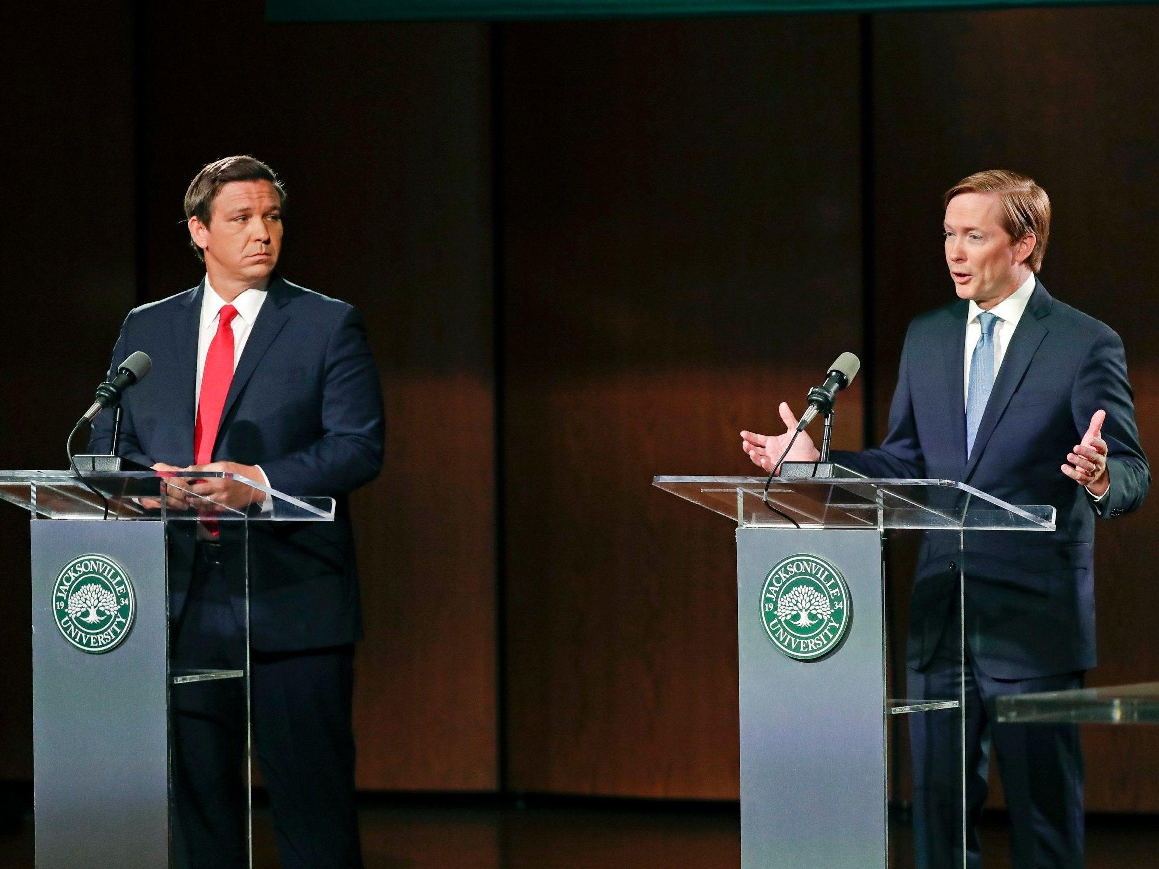 Florida, Arizona and Oklahoma primaries 2018: Who are the candidates?