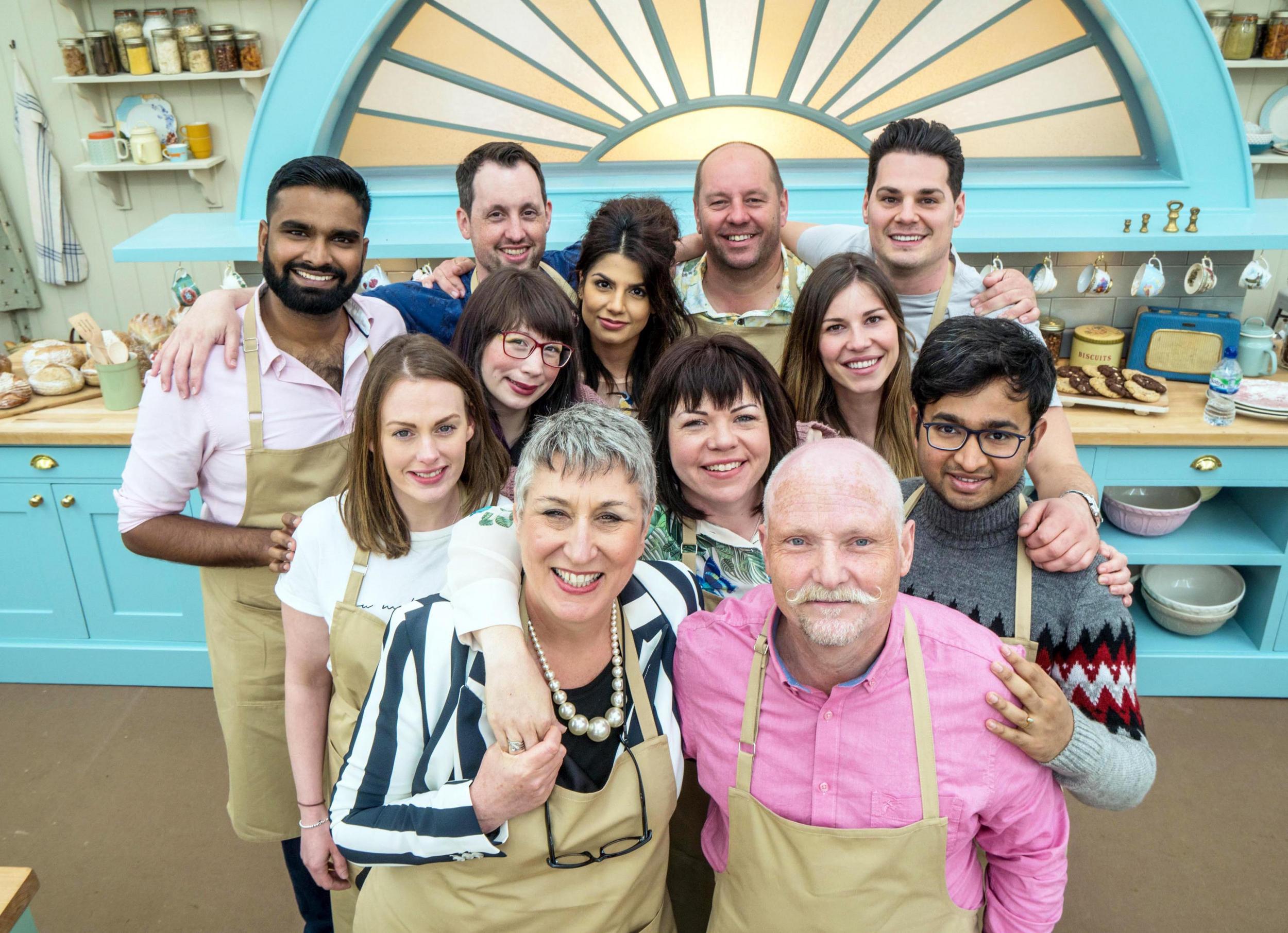 great british bake off episode 8