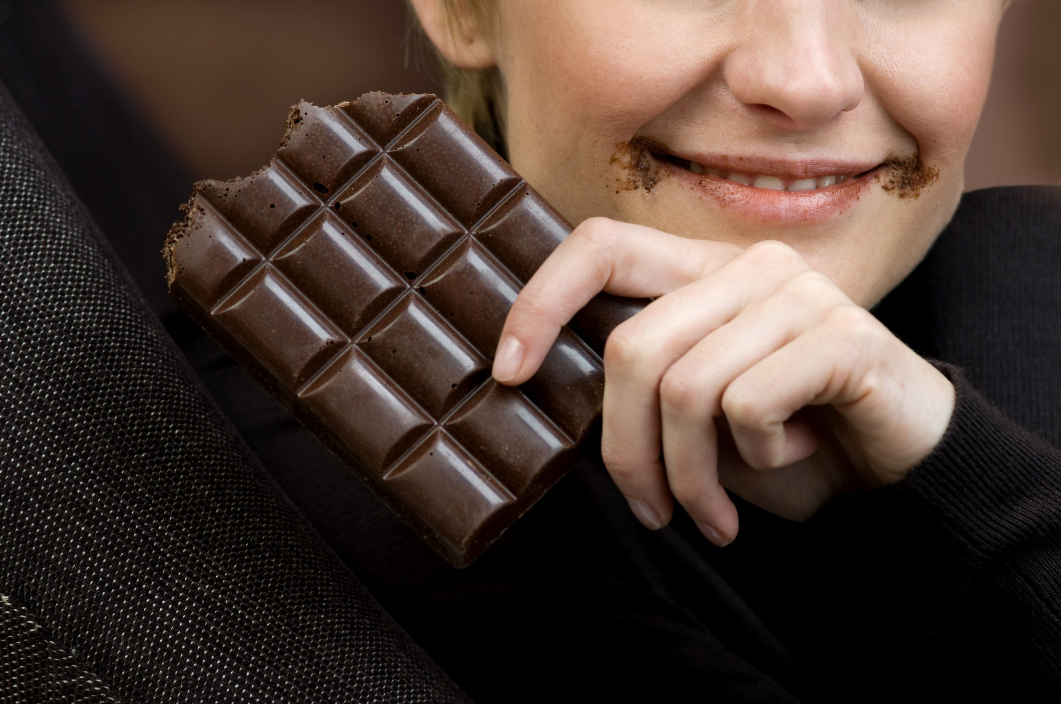 Eating three chocolate bars a month can reduce risk of heart failure, study claims thumbnail