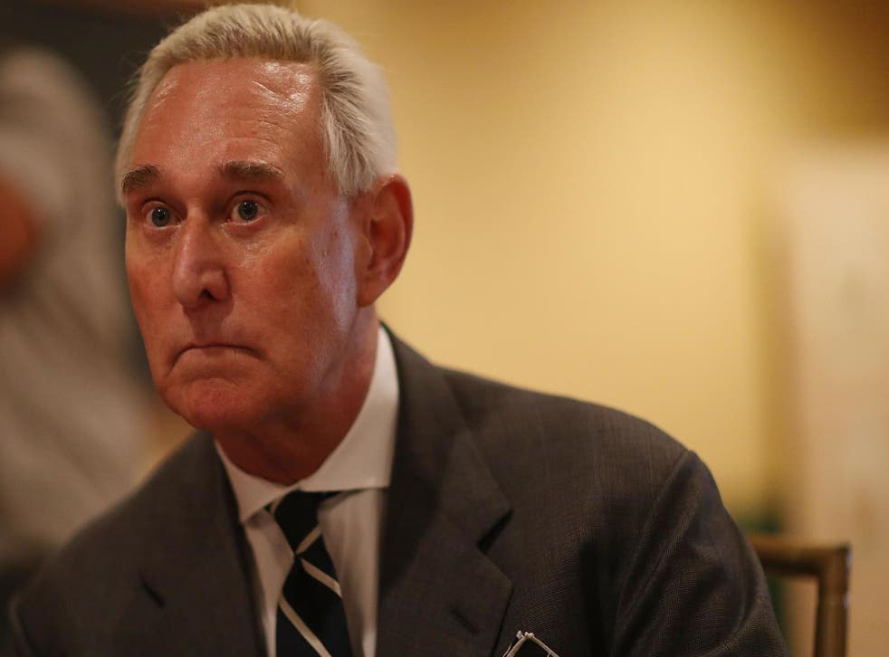 Roger Stone, longtime advisor to US President Donald Trump, said he thinks he is the next one to be indicted by special prosecutor Robert Mueller in the FBI's Russia investigation