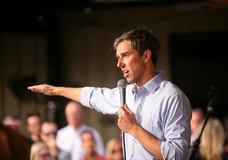 a6cf9b7d Texas midterms 2018: Beto O'Rourke in statistical dead heat with Ted ...