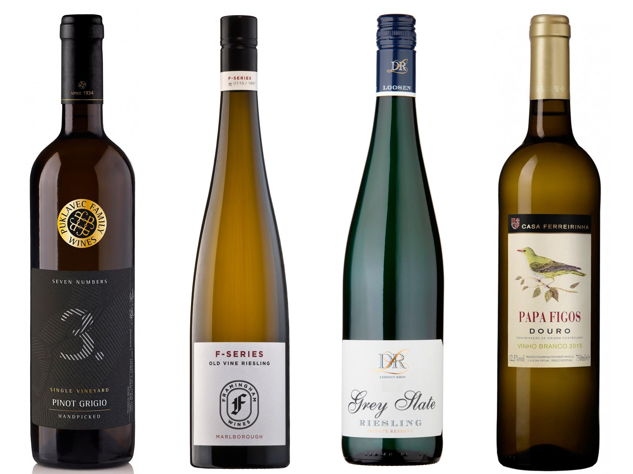 7 White Wines To Drink This September