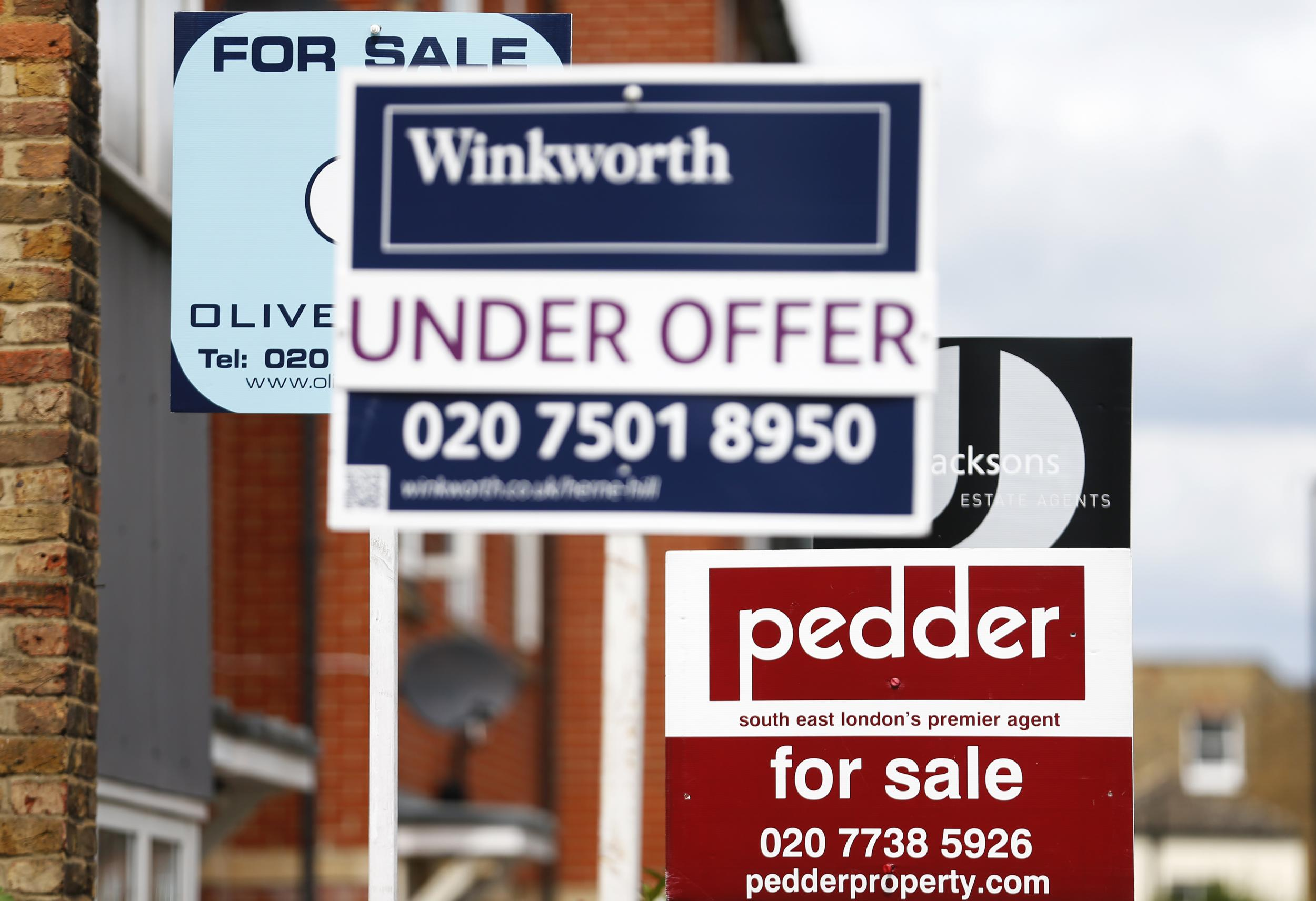 Home sales jump as looming Brexit deadline unleashes pent-up demand